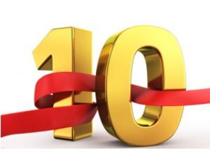 На 10-річчя компанії «Розумний Дім» - даруємо подарунки клієнтам! [Акцію завершено]
