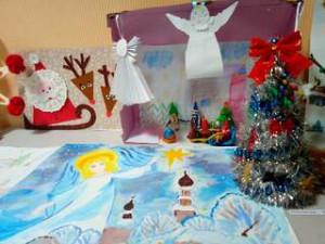 Рождественский конкурс детского творчества!