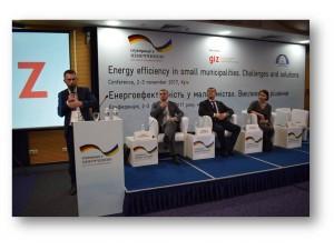 Компания «Разумный Дом» присоединилась к проведению конференции «Энергоэффективность в малых городах. Вызовы и решения»
