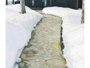 Системы снеготаяния открытых участков