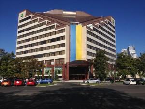 Офісний комплекс Приват-Банку, м. Дніпропетровськ
