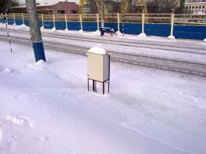 Станція Київ-Пасажирський