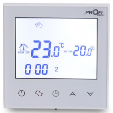 Електронний терморегулятор Profitherm WiFi (White)