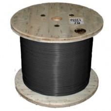 Кабель нагрівальний одножильний відрізний TXLP BLACK (DRUM)