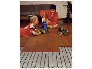 Тепла підлога з електричним підігрівом